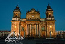 Guatemala City / Guatemala City: Cosmopilitan and modern  / by VisitGuatemala Heart Of The Mayan World