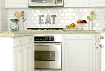 Kitchens / by Amy Kelly | That Winsome Girl