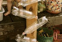 Reusing Plastic/Glass Bottles / Reuse, recycle, re-purpose, recreate! / by Tracy Hansen