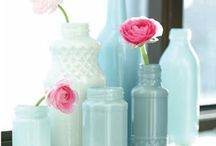 Jars and Bottles / by Therese Marie Photography