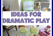 Dramatic Play / by Montessori Nature