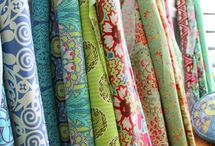 Fabric and Sewing Projects / by Alison Sciamanna