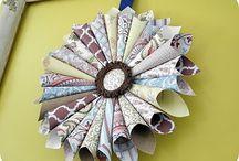 Wreaths / by Julie Vukelich