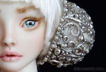 Enchanted Doll by Marina Bychkova / by 4Western Civilization