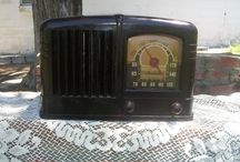 The Days Before TV / Vintage radios, programs and personalties / by Chanon Gantt