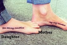 Tattoos / by Mandi Robinson