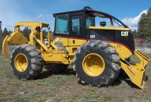 Caterpillar Logging & Forestry  / by Carter Machinery