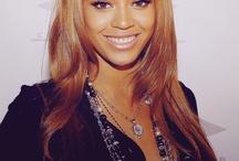 Beyonce / by Sean Westbrooks