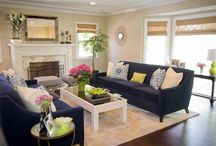 Living Room  / by Jessica Layton