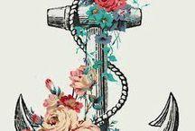 Tattoos / by Lori Schenkenberger