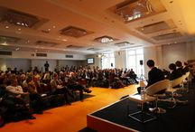 Conferences at BAFTA 195 Piccadilly / A versatile, flexible conference venue providing outstanding in-house technical expertise ensuring 195 Piccadilly provides conference organisers with a range of options for presentations, exhibitions, receptions and dinners. / by BAFTA 195 Piccadilly