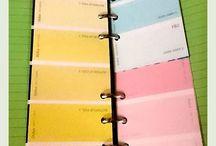 Journal, Planner, Filofax / by Season Laurel