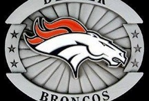 Denver Broncos!! ♡ / by Rain Wells