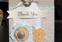 Cards to make / by Glenda Hart