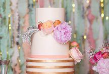 Cakes / by Violet Bienek