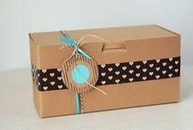 Cupcake Boxes / by Jamie Contreras