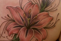 Tattoo ideas: flowers / by Catherine Chen