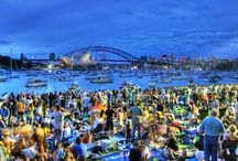 New Year's Eve in Australia / What to do, where to go / by Base Backpackers
