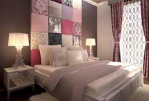 Bedroom Decor / by Carmelyne Thompson