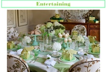 Entertaining / by Erin Patrick