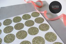 Creative DIY GlitterMANIA Sweeps / by Craftbaby