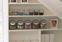 CSI - Button Storage / by www.CraftStorageIdeas.com