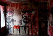 Tour Paris 13 / La Tour Paris 13 est le plus grand projet de street-art jamais réalisé en France. Le web-documentaire est une co-production Le Mouv' & La Blogothèque. Visitez les lieux par ici > http://www.tourparis13.fr/ / by Le Mouv'