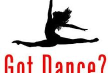 Dance / by Kelcey