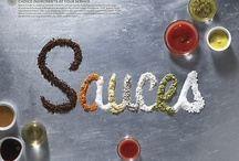 sauces / by Cammy Allred Williams
