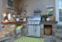 outdoor deck/patio / by Creative Gert