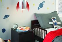Conner's Big Boy Room / by Heather Meatte