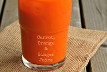 Edible Orange Food and Drink / by Wendy Knudson