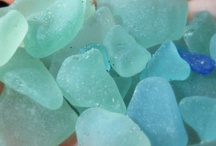Seaglass Treasures~ / by Tammy Sims
