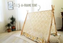 Hide outs & Forts! / by Mary Meyers