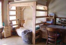 Loft bed / by emuze