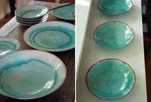 Japanese pottery / Ceramica nuova fissa! / by Elisakitty's Kitchen