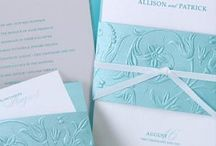 Wedding Stationery / by Bridesign Wedding Flowers