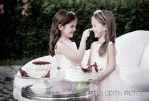 STYLISH LITTLE GIRLS / by Rocio Diaz
