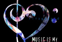 Music is my LOVE / by Roslyn Rodriguez