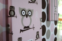 Baby Room Ideas / by Danielle Cucinotta