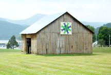 Barn Quilts / by Sandra Thomas