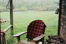 cabin fever / by Kristyn Binns