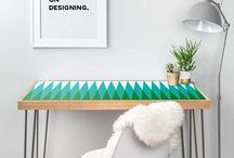 DENY DESKS / by DENY Designs