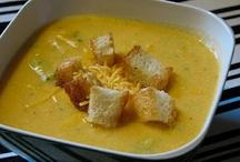 soups / by Rachelle Davis