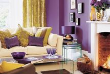 Color of the Month: Radiant Orchid 12/2013 / Inspired by Pantone's declaration that 2014 will be the year of Radiant Orchid, we present purplish/pinkish rooms, accessories and gardens that celebrate the hue.  / by This Old House
