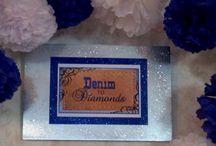 Denim to Diamonds / by Melissa Soebbing