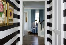 horizontal stripes / by Kristi Caterson