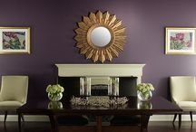 Purple Rooms  / Purple color inspiration for your home.  / by BEHR®