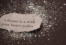 Dream with an open ♥  / Dream as if you'll live forever, live as if you'll die today.  / by Gabriel Swain