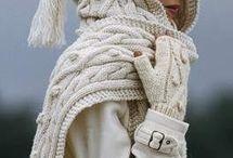 study in knitwear / by Dragica Juzbasic